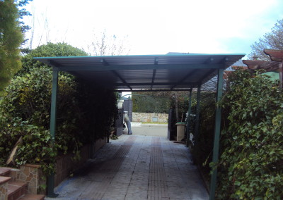 instalacion de porches cerrajeria ponton